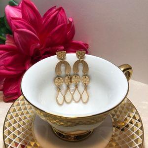Boho Chandelier Drop Earrings